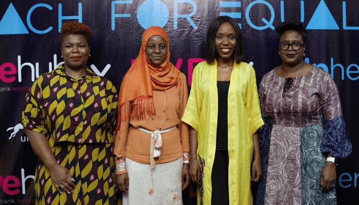 Union Bank celebrates International Women Day, unveils alpher mentorship programme