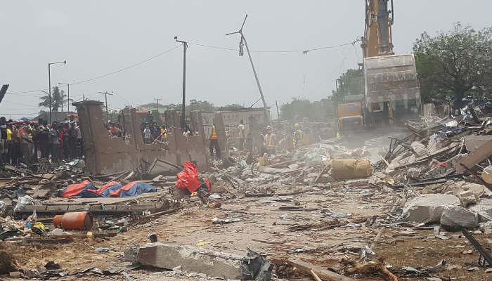Abule-ado: The collapse of a community
