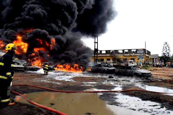 Abule-Ado pipeline explosion reinforces the need for insurance