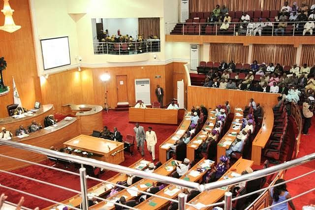 Lagos Assembly reinstates suspended Lawmakers