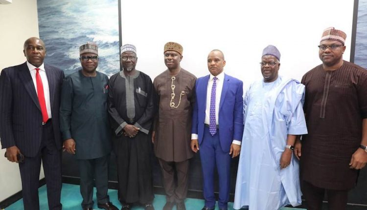 NIMASA hopeful on disbursement of CVFF by end of 2020 as Peterside hands over to Jamoh