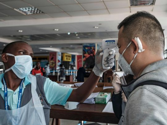 Africa's COVID-19 cases hit 1m, with South Africa worst-hit