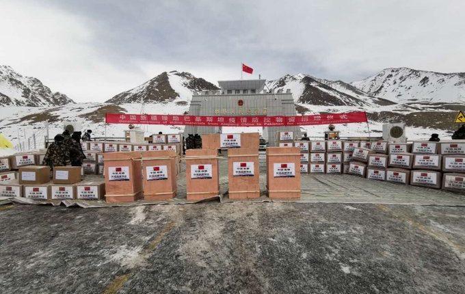 China donates essential items to Nigeria to aid fight against coronavirus