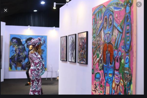 Retelling the African story - ART X Lagos, BAFEST and AFRIFF