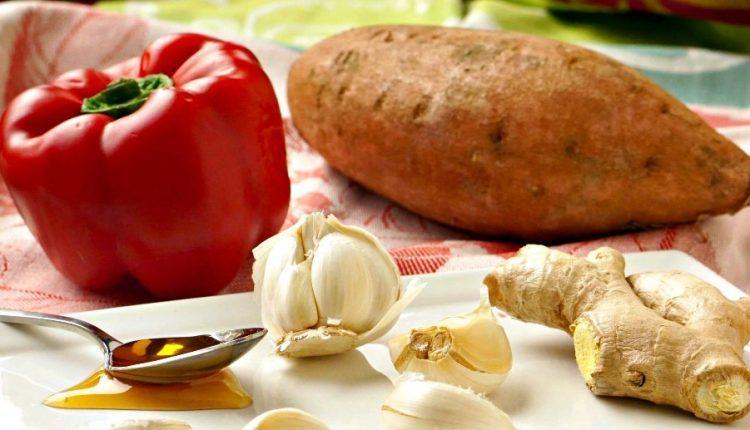 Foods that boost immunity