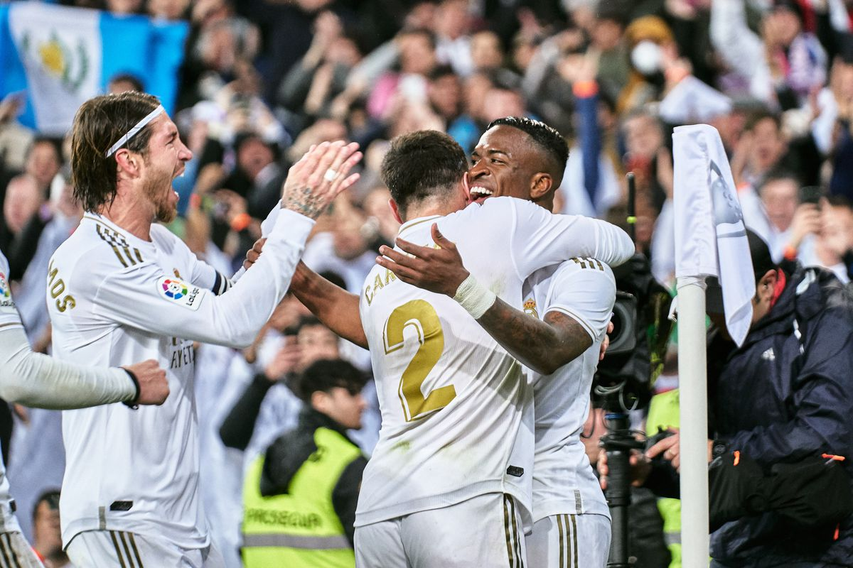 Covid Real Madrid Not Considering Wage Cut Businessday NG