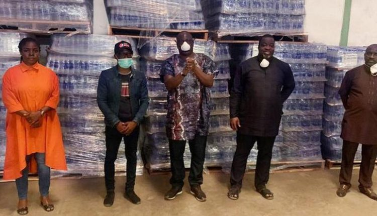 Seven-Up boosts Nigeria's Covid-19 effort with donation to food relief projects