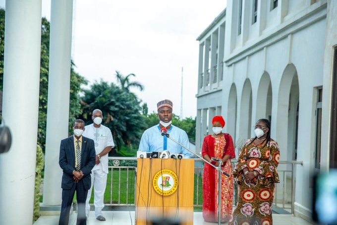 Oyo records two COVID-19 deaths, first delivery at the Infectious Disease Centre
