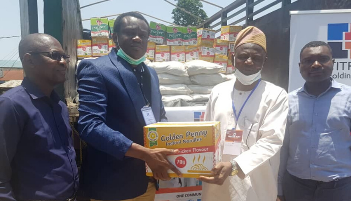 COVID-19: Cititrust supports Osun State, others with relief materials, appeals for citizens' cooperation