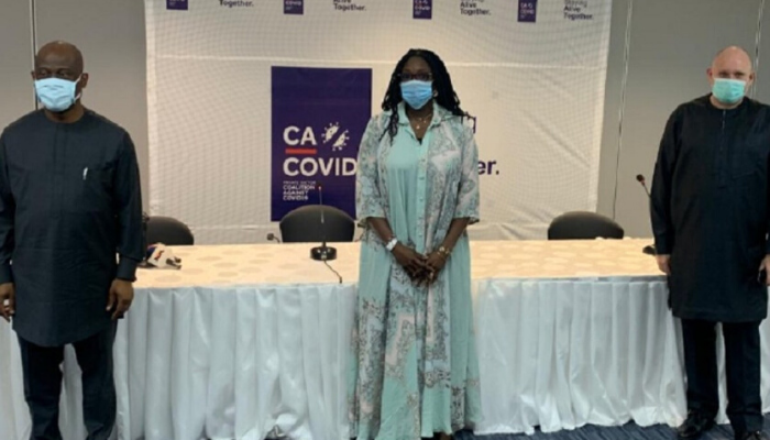 COVID-19: CACOVID targets 10m people with palliatives worth N23bn
