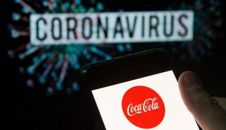 Coca-Cola, McDonald's, others redesign logos to interpret social distancing