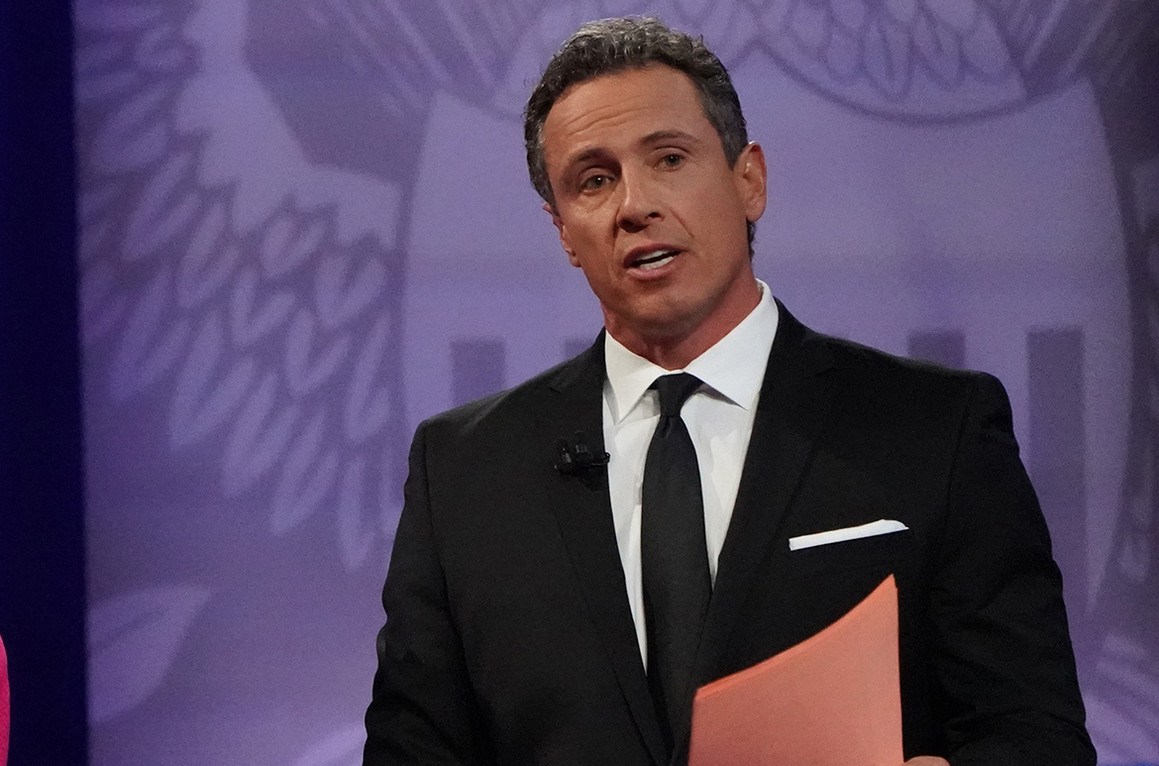 CNN's Chris Cuomo tests positive for coronavirus
