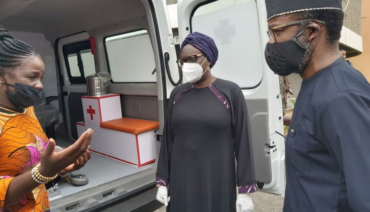 Ardova boosts battle against COVID-19 in Ogun with ambulance, 20,000 relief packs donations