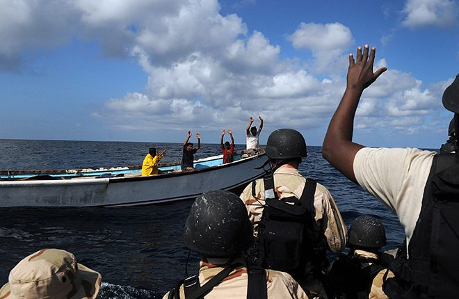 Nigeria to prosecute first set of pirates under new Anti-Piracy Law