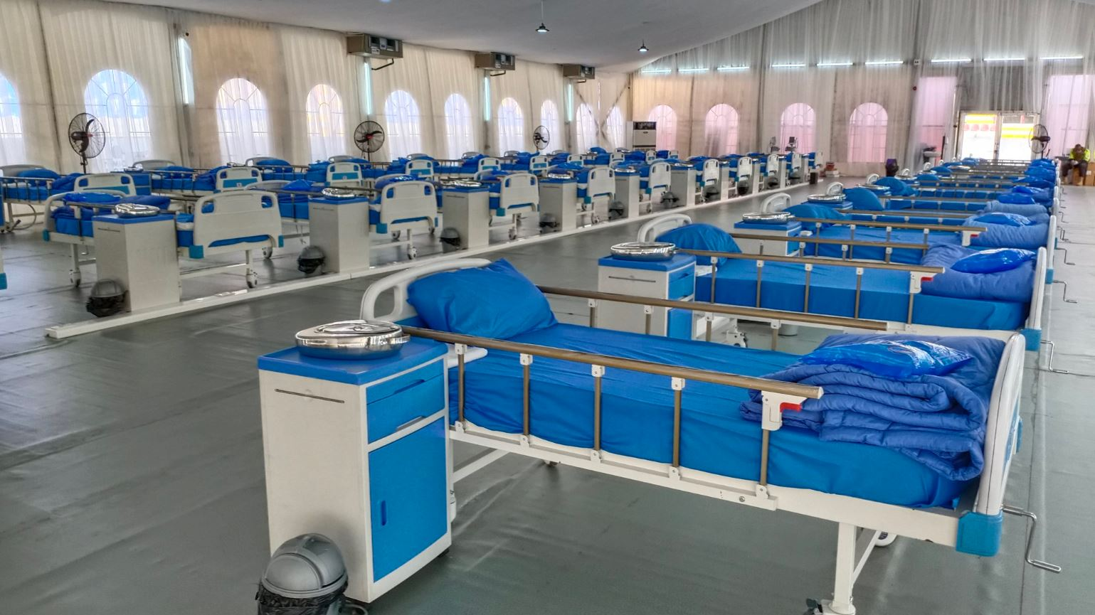 Many COVID-19 patients not in isolation centres due to shortage of ...