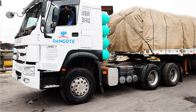 Dangote Cement strengthens partnership with Lagos, donates 35 security operational cars