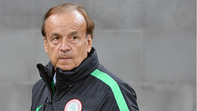 Rohr agrees terms with NFF to continue as Super Eagles coach