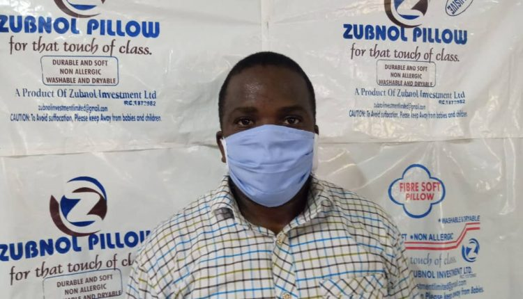 Entrepreneur produces quality face masks to reduce spread of Covid-19
