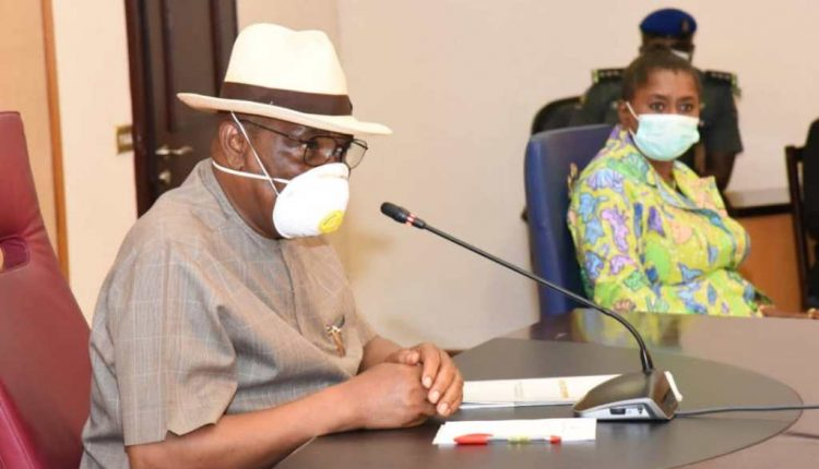 Gov Wike pins 60% of COVID-19 infections inRiverson oil workers from rigs