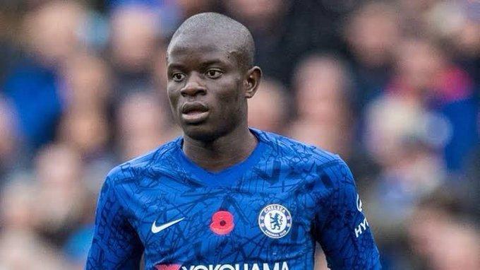 Kante miss Chelsea training amid coronavirus fears