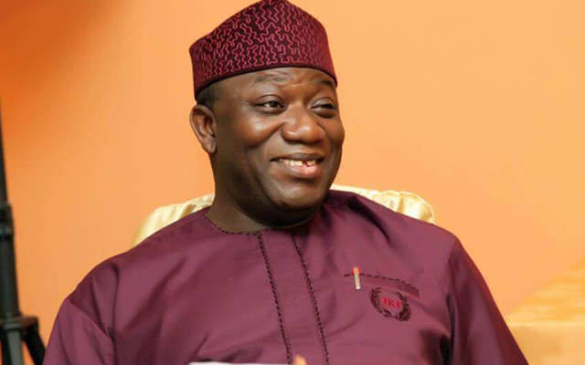 Fayemi leads by example, signs executive order to reduce RoW charges for telcos