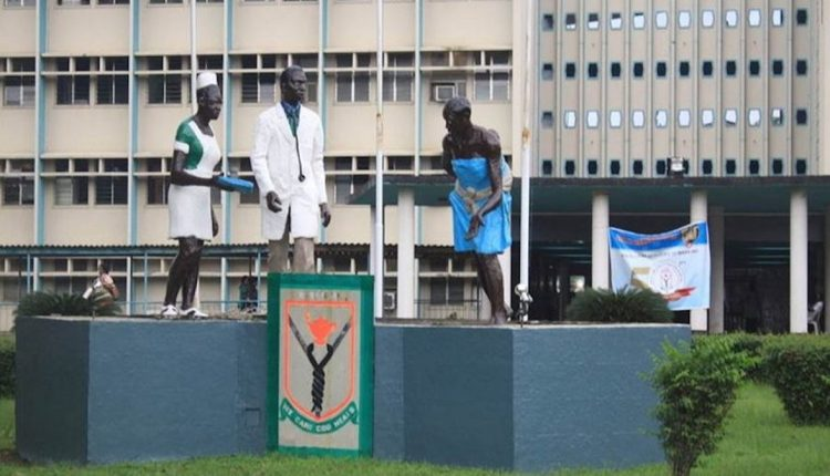 COVID-19: Under-testing, PPE shortage endanger patients, medical personnel at LUTH