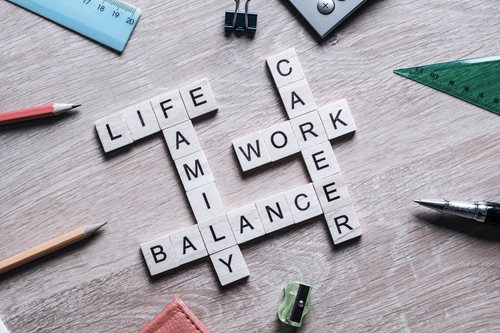Sustaining your mental balance in life