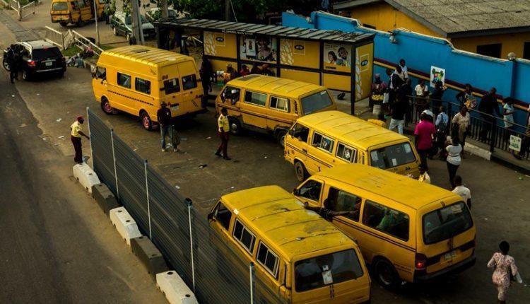 Nigeria's public transport system