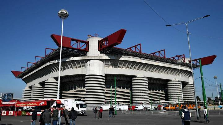 San Siro stadium moves closer to demolition
