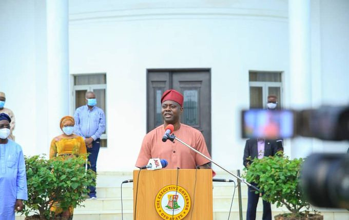 Oyo releases food advisory to boost immunity