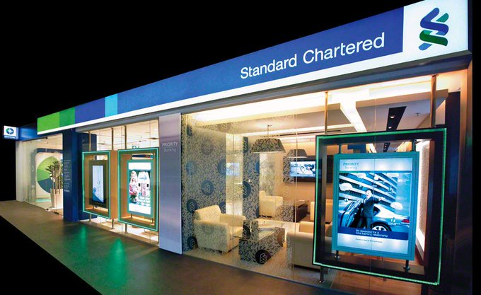 StanChart launches solution for FGN bonds investment on its banking app