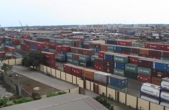 Tin-Can Island Container Terminal