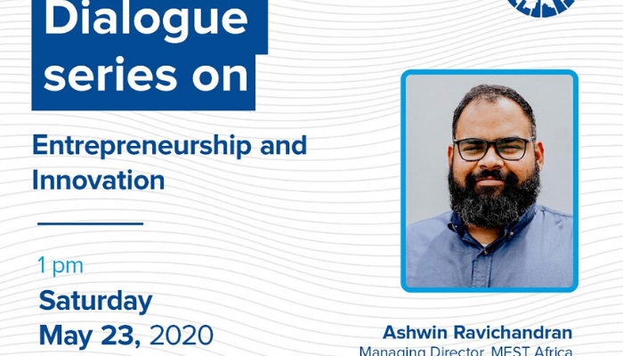 Global Shapers, Lagos community to hold dialogue series with Ashwin Ravichandran