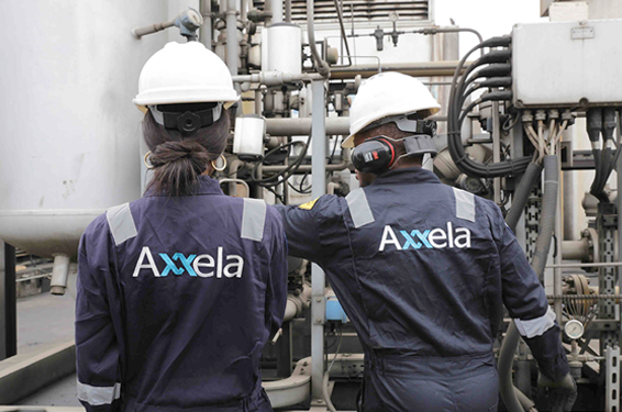 Axxela N10 Billion Bond Issue Successful; 24% Oversubscribed For Immediate Release