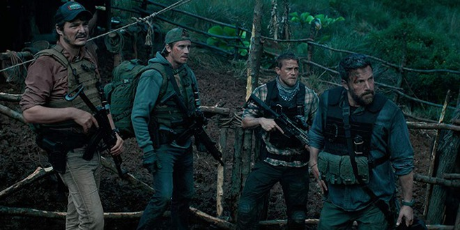 Movie Review 16 – Triple Frontier (Netflix Review)