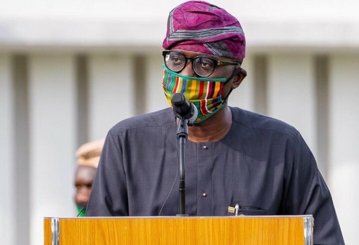 Sanwo-Olu tasks new council boss on people-centric programmes