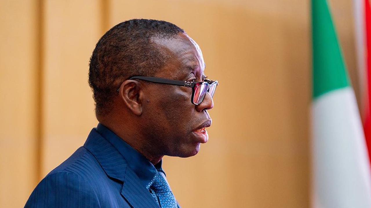 Gov. Okowa swears in 3 judges, says judiciary autonomy bill signed into law