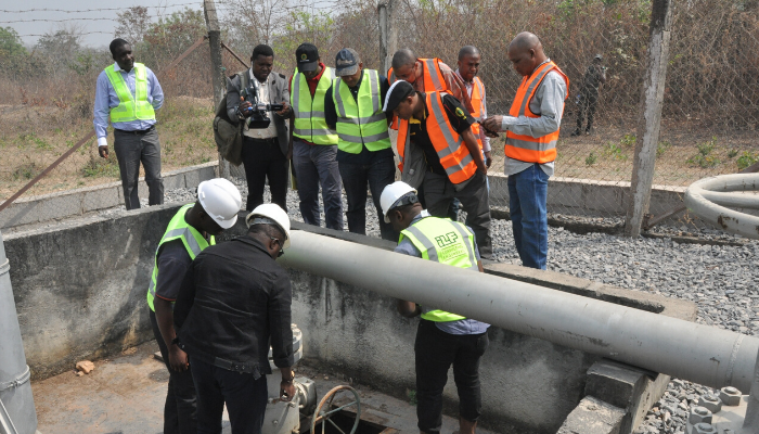 How flagging off Nigeria's most ambitious gas project will affect economy