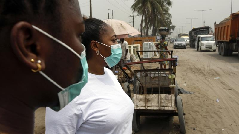 Lagos police, LAGESC, touts endanger lives in joint raids over facemasks, social distancing