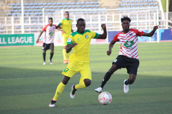 League football set to restart after months of Covid-19 shutdown -  Businessday NG