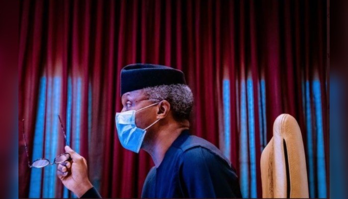 EndSARS protests: Osinbajo presides over emergency virtual NEC meeting