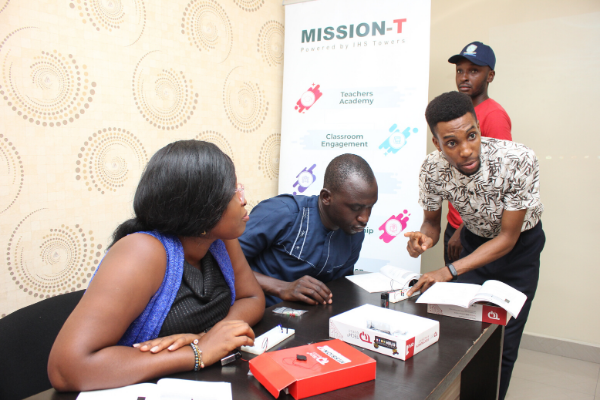 IHS Nigeria, TechQuest partner to bring STEM training to 1000 teachers, students