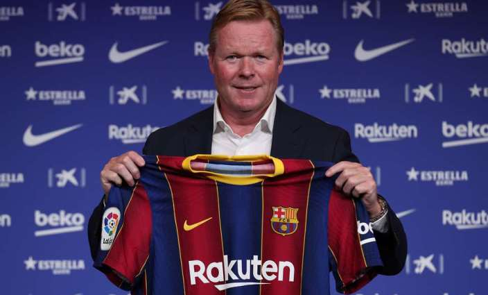 Five things to know about Ronald Koeman, Barcelona's new coach -  Businessday NG