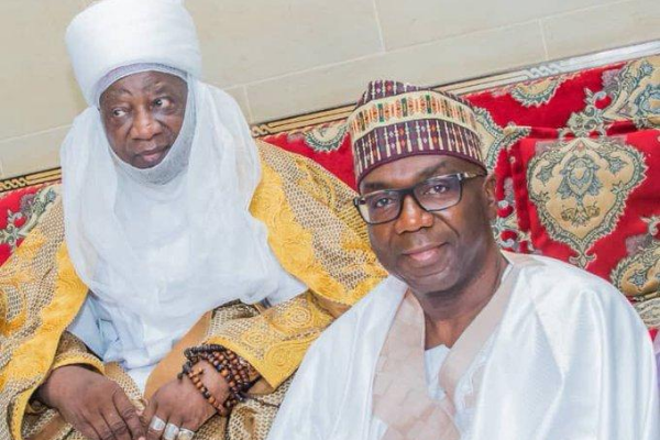 Emir of Ilorin commissions central mosque's library