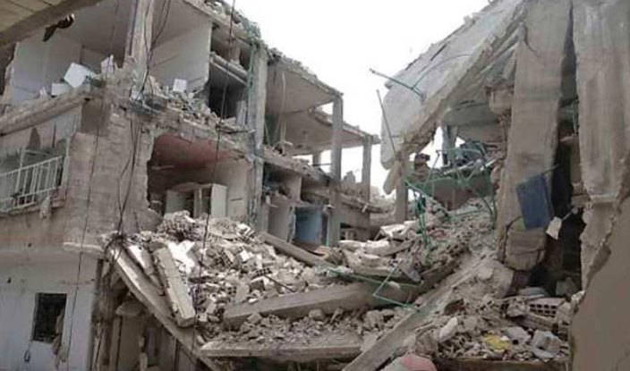 Three-storey school building collapses in Lagos - Businessday NG