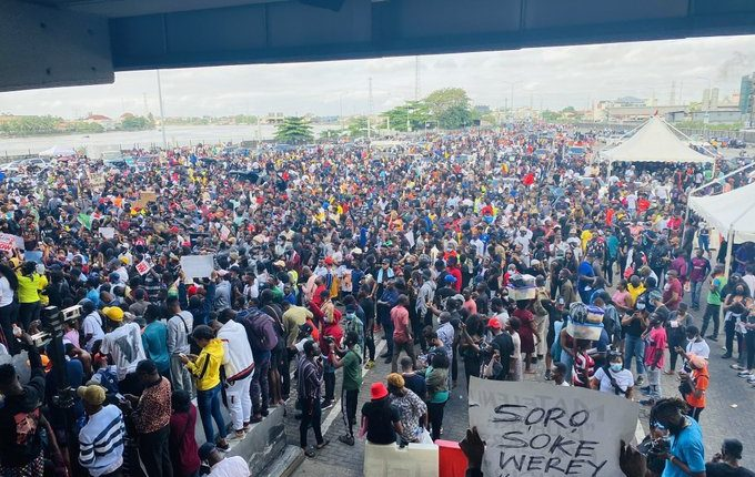 #ENDSARS: Leave streets now, APC group tells protesting youths