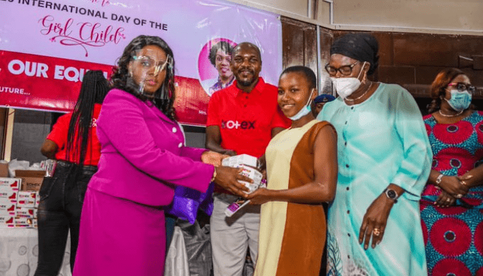 Education guarantees the girl child a voice, bright future - Oyo First Lady