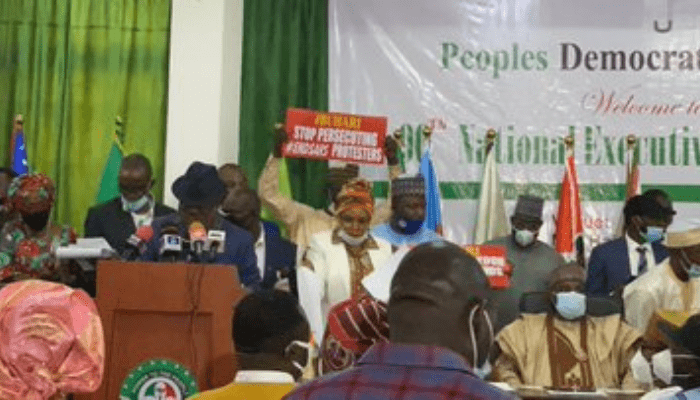 No Governor is leaving for APC, PDP replies Yahaya Bello